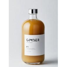 ZERO ALCOHOL - GIMBER 50cl