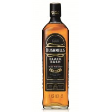 WHISKEY - BUSHMILLS BLACK BUSH