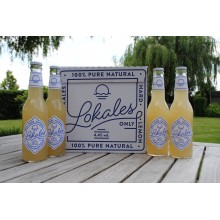 LOKALES - Hard Lemon Drink Box